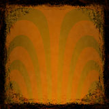 Orange grunge background. Abstract Royalty Free Stock Photo