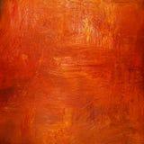 Orange grunge background Royalty Free Stock Image