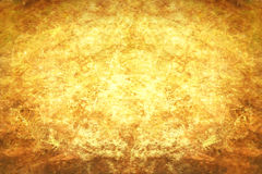 Orange grunge crumpled background Royalty Free Stock Photo