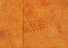 Orange grunge fabric background royalty free stock images