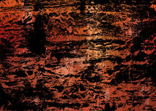 Orange Grunge Hintergrund Stockfotos