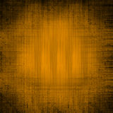 Orange grunge textured background Stock Image