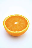 Orange half Stock Images