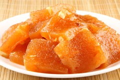 Orange Halwa Royalty Free Stock Image