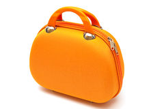Orange handbag Royalty Free Stock Photo