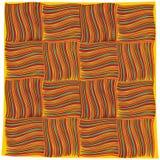 Orange handkerchief stock photos
