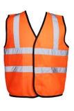 Orange Hi-Viz Vest Stock Photography