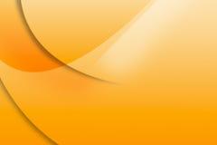 Orange Hintergrund Lizenzfreie Stockfotografie