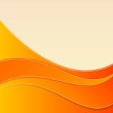 Orange Hintergrund Stockbild