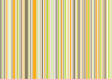 Orange holiday stripes Royalty Free Stock Photo