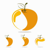 Orange01 Royalty Free Stock Image