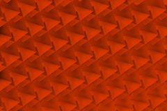 Orange image of architecture and background texture Royalty Free Stock Image
