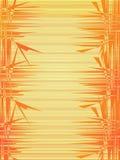 Orange irregular background Stock Image