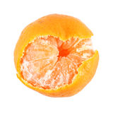 Orange Isolate Stock Image
