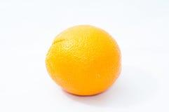 Orange. Isolated orange on white background Stock Photo