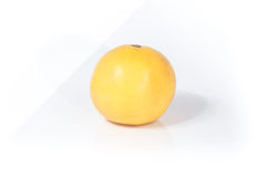 Orange isolated Royalty Free Stock Images