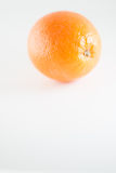 Orange isolated on white background Stock Photography