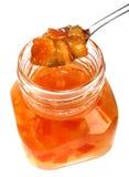 Orange jam Stock Photo