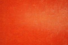 Orange jeans texture Stock Image