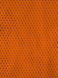 Orange jersey. Orange sports jersey uniform background Royalty Free Stock Photo