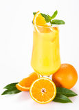 Orange juce Stock Photo