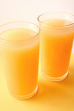 Orange juice Stock Photos