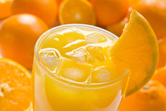 Free Orange Juice Royalty Free Stock Image - 12935206