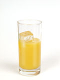 Orange Juice. In the glass - with clipping path stock photos