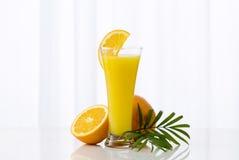Orange juice Royalty Free Stock Images