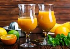 Free Orange Juice Stock Photography - 87509622