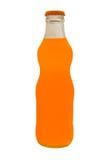 Orange juice Bottle Royalty Free Stock Photo