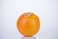Orange juice concept Royalty Free Stock Photos