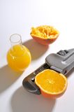 Orange juice distilled Royalty Free Stock Photography