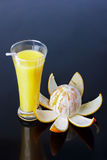 Orange juice, orange Royalty Free Stock Photo