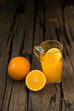 Orange Juice Orange Vitamin C Food And Drink Nutrient Healthy Ea. Ting Fruit Royalty Free Stock Photography