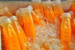 Orange juice. Organic orange from garden Royalty Free Stock Image