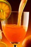 Orange juice Royalty Free Stock Photos