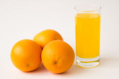 Orange juice. Will provide a fresh supply of energy for the whole day stock photos