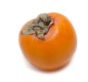 Orange juicy persimmon Royalty Free Stock Photos