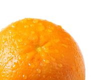Orange juteuse Photo stock