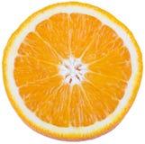 Orange juteuse Photo libre de droits