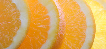 Orange juteuse Photo stock