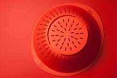 Orange kökfilter Royaltyfri Bild