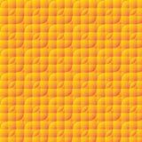 Orange Kleidung Pattarn Stockfoto