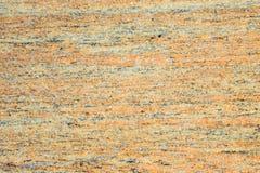 Orange Kornpoliergranit Lizenzfreies Stockbild