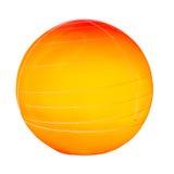 Orange Kugel Lizenzfreie Stockbilder