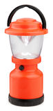 Orange Lantern Stock Photography