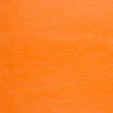 Orange leather background Royalty Free Stock Images