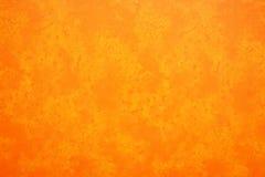 Orange leather background. Royalty Free Stock Photography