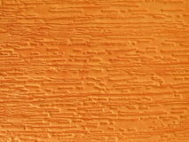 Orange leather texture. Orange natural leather texture suitable as background Royalty Free Stock Photos